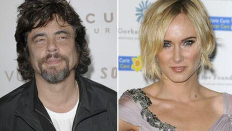 Kimberly Stewart enceinte de Benicio del Toro