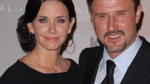 David Arquette: pas choqué par la relation de Courteney Cox