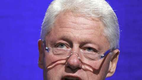 Bill Clinton opéré d'urgence du cœur