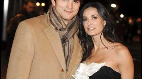 Pas de Saint-Valentin pour Ashton Kutcher et Demi Moore