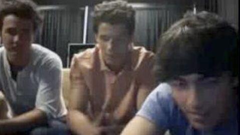 Jonas Brothers: ils aiment le site Chatroulette (ou pas)