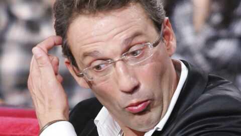 VIDEO Julien Courbet plaisante de son échec