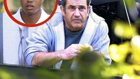 Mel Gibson défend et conseille Tiger Woods