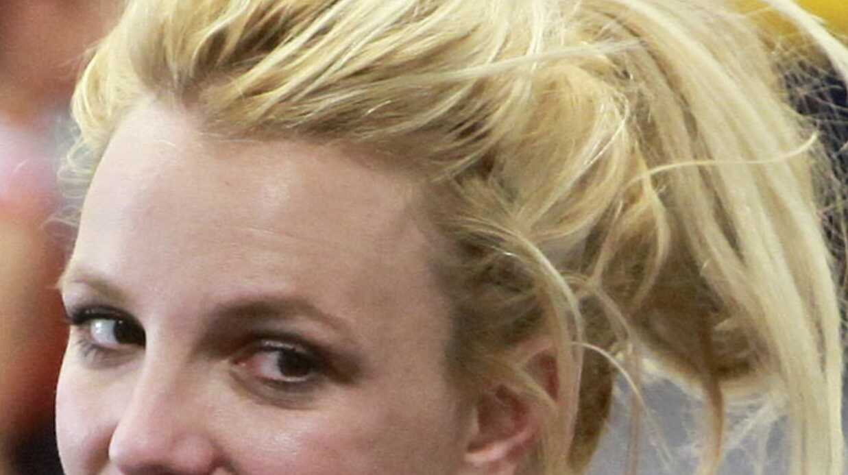 Britney Spears numéro 1 avec son nouveau single