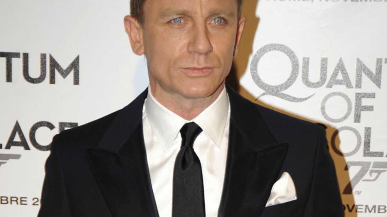 James Bond: retour sur les écrans en 2012 avec Daniel Craig