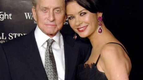 Michael Douglas guéri: Catherine Zeta-Jones en pleurs
