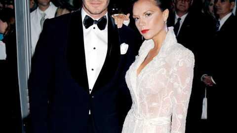 Victoria & David Beckham Les plaies du quartier