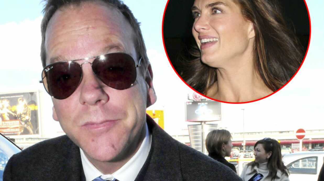 Kiefer Sutherland : Brooke Shields vole à son secours