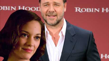 Russell Crowe: à Cannes pour Robin des Bois
