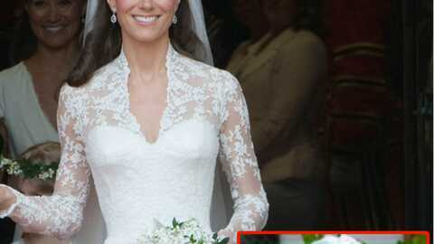 Kate Middleton : sa robe copiée sur celle d'une princesse