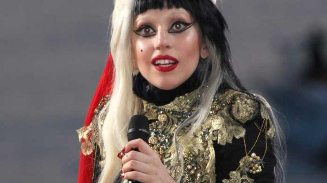 VIDEO Lady Gaga soulagée par la mort de Ben Laden