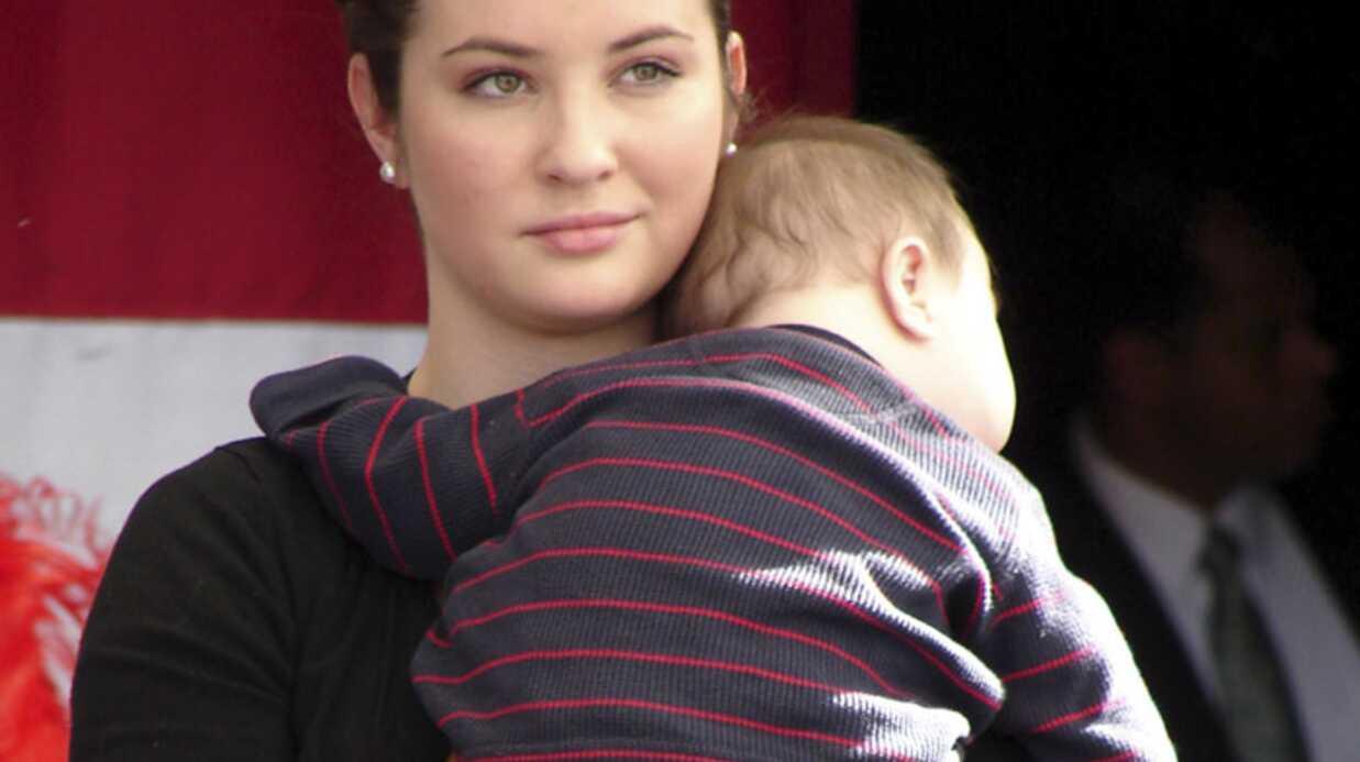Sarah Palin: sa fille Bristol séparée de Levi Johnston