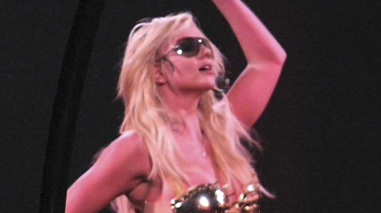 Britney Spears: Madonna assiste au Circus Tour