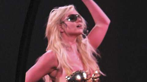 Britney Spears : Madonna assiste au Circus Tour