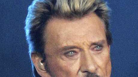 Johnny Hallyday: au repos après la rumeur d'hospitalisation