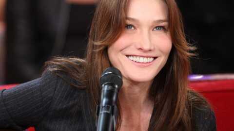 Carla Bruni invitée surprise du Prix Constantin