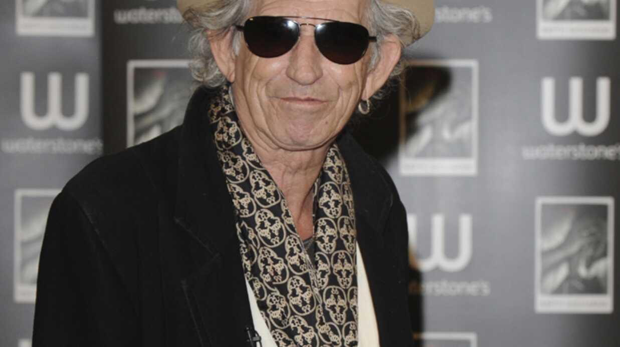 Keith Richards: l'affaire du coup de boule à un journaliste