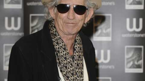 Keith Richards : l'affaire du coup de boule à un journaliste