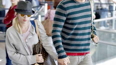 Pause sexy pour Scarlett Johnasson et Ryan Reynolds