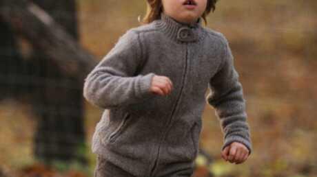 Angelina Jolie: Shiloh voulait un oiseau mort