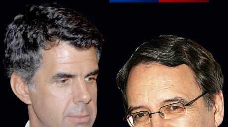 TF1: guerre entre Nonce Paolini et Axel Duroux