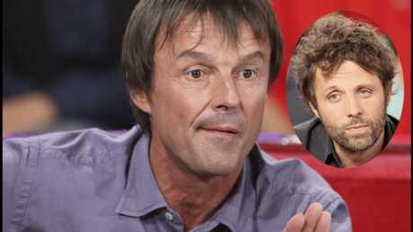 Nicolas Hulot trouve Stéphane Guillon «Méchant»