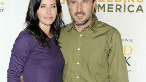 David Arquette parle de sa rupture avec Courteney Cox