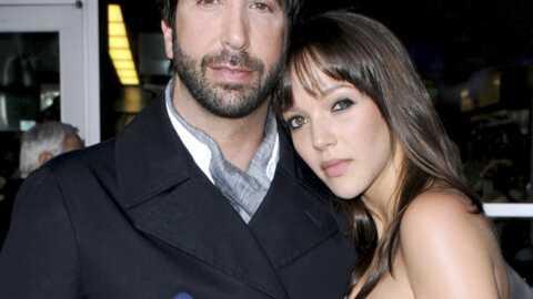 David Schwimmer alias Ross dans Friends s'est marié