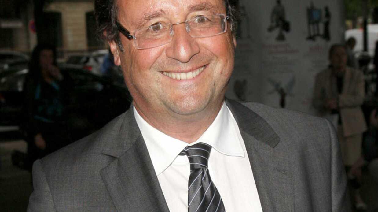 Valérie, la compagne de François Hollande, arrête son show