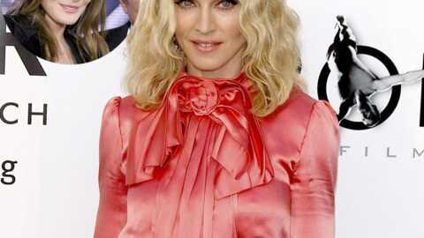 Madonna: fan de Carla Bruni-Sarkozy