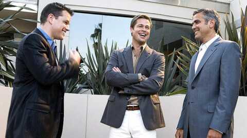 George Clooney: piégé par Brad Pitt et Matt Damon