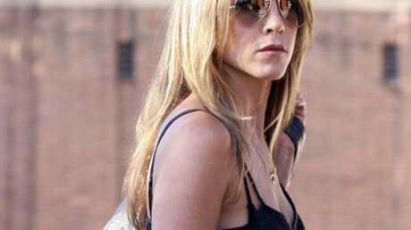 Jennifer Aniston s'exprime sur sa triste vie personnelle