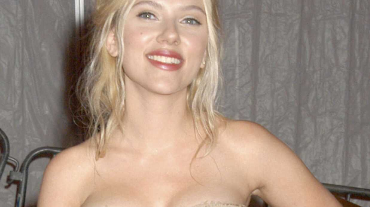 Scarlett Johansson veut enregistrer un second album