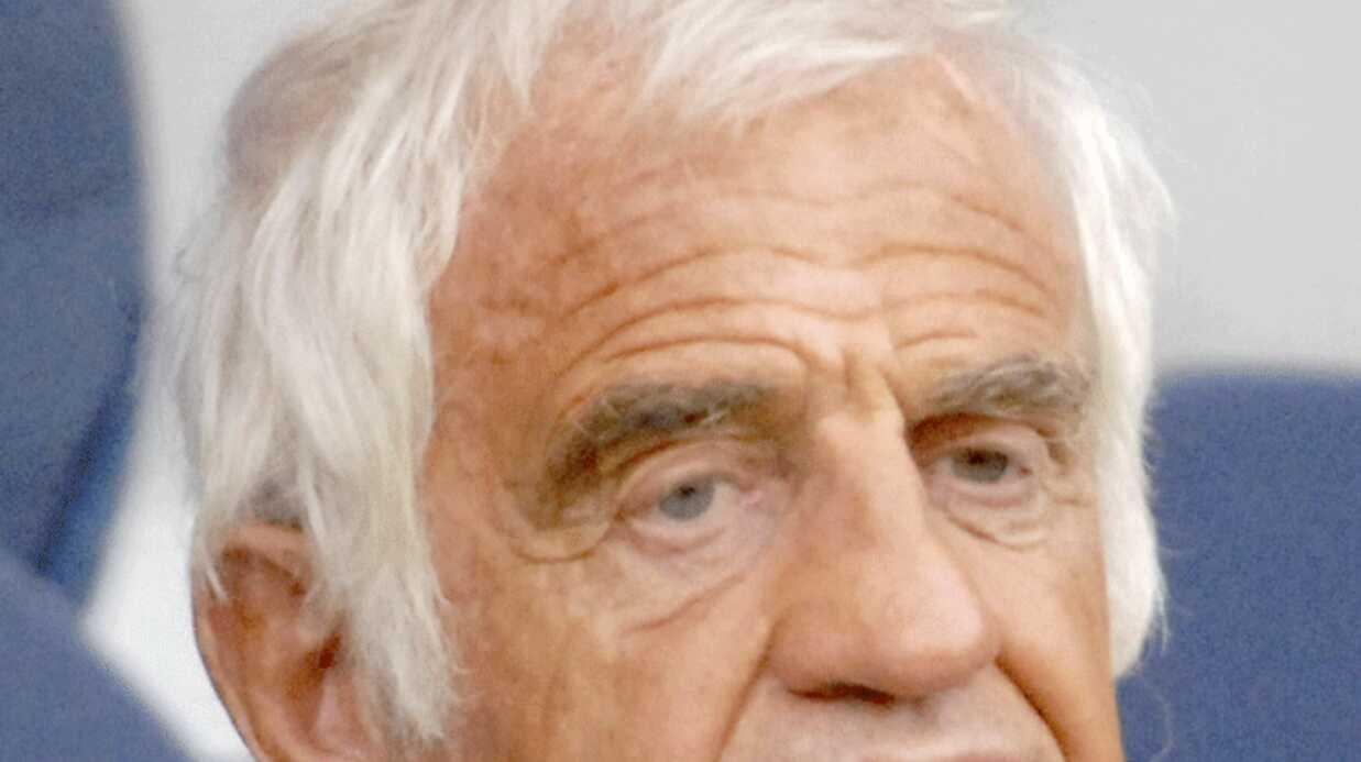Jean-Paul Belmondo furieux après Natty