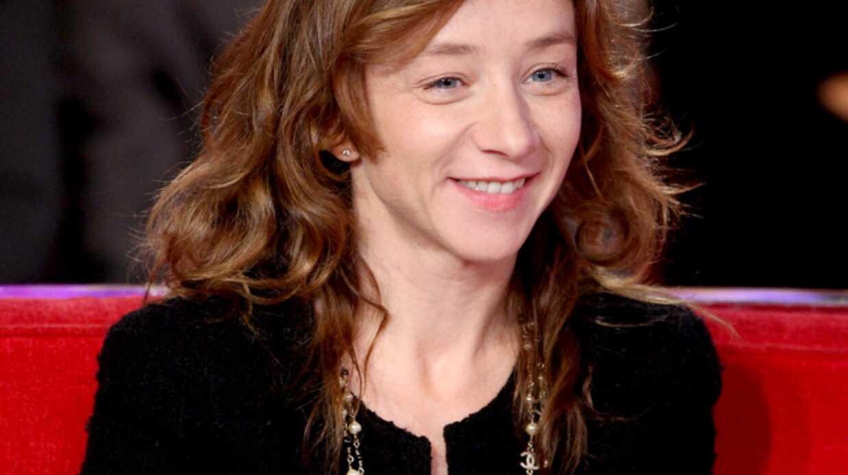 Sylvie Testud attend son second enfant