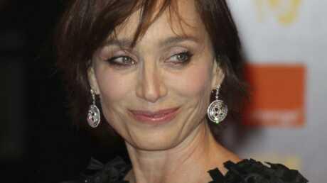 Kristin Scott Thomas maîtresse de Cannes