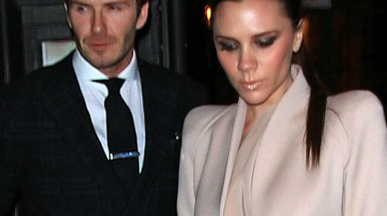 David et Victoria Beckham: tensions autour du prénom du bébé
