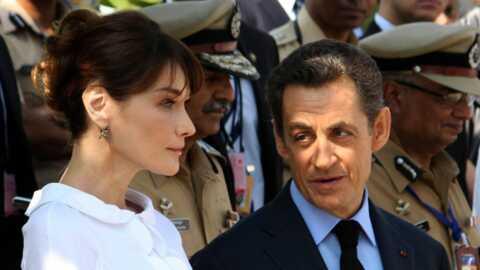 Carla Bruni gronde un journaliste du Monde en public