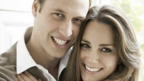 Photos officielles du Prince William et Kate Middleton