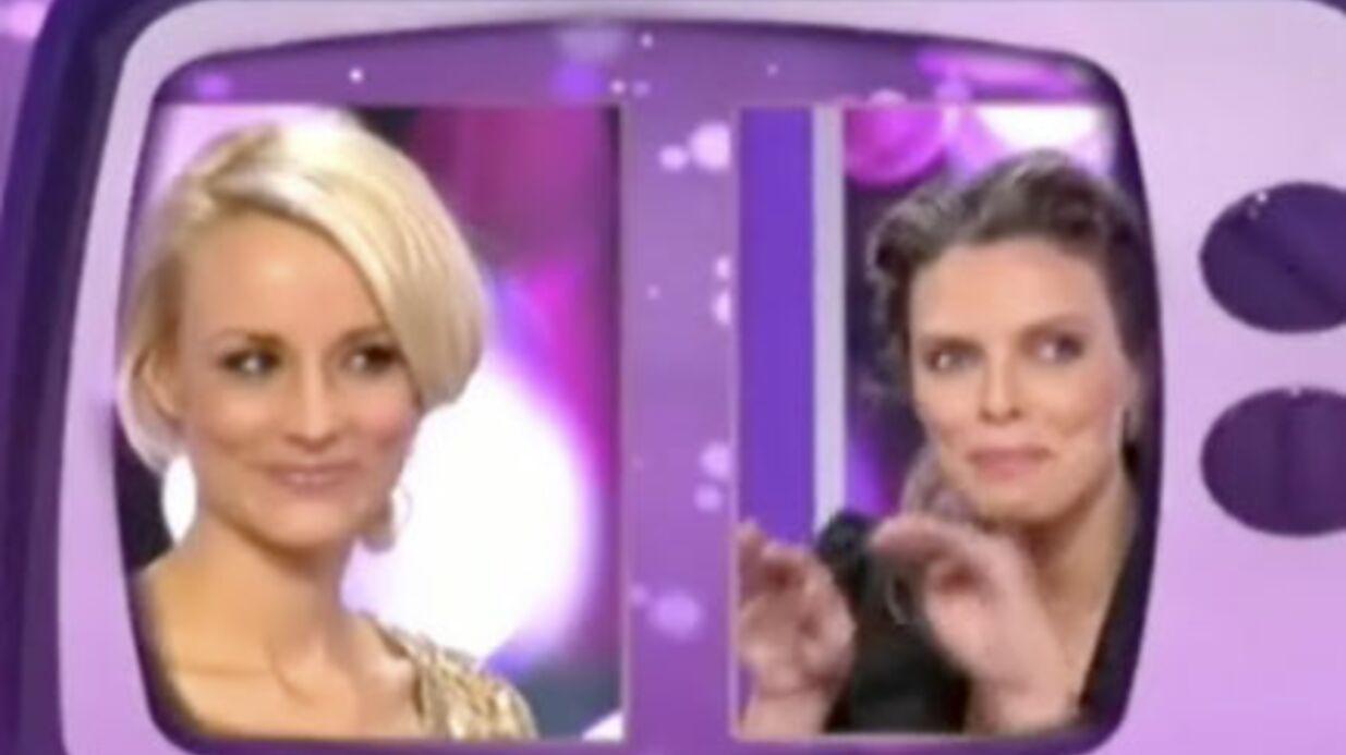 VIDEO Miss: Elodie Gossuin met K.O. Sylvie Tellier