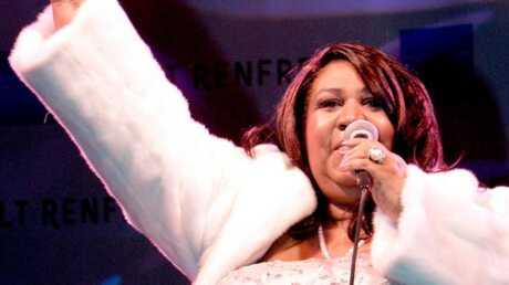 Aretha Franklin Très vexée!