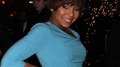 LOOK La chanteuse Ashanti change de style
