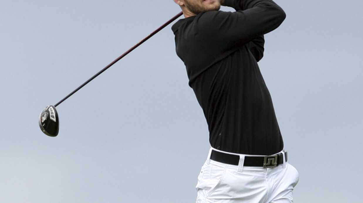Justin Timber­lake devient un pro du golf