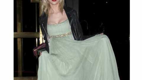 Taylor Momsen de Gossip Girl: t'as le look cocotte!