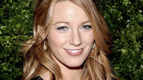 Gossip Girl: l'actrice Blake Lively fantasme sur Brad Pitt