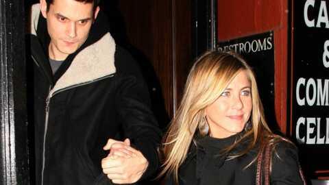 Jennifer Aniston: un de ses poèmes chanté par John Mayer