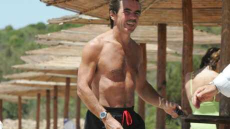 José Maria Aznar en vacances en Uruguay