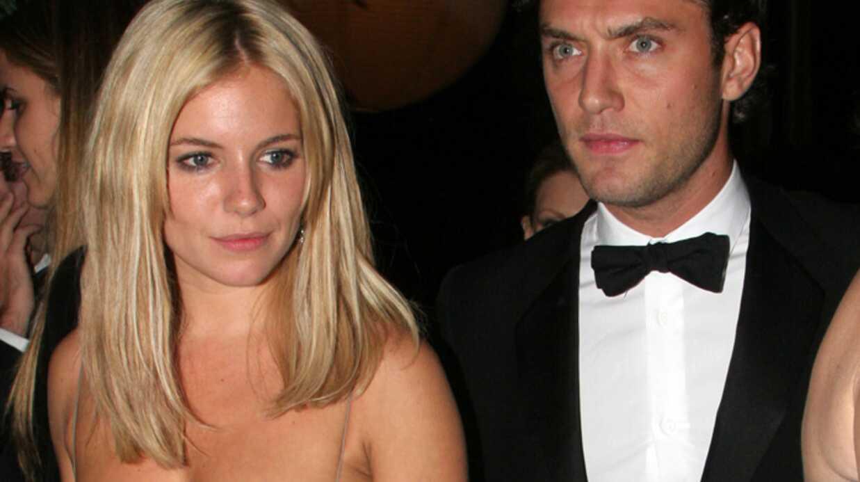 Jude Law et Sienna Miller vont s'installer ensemble