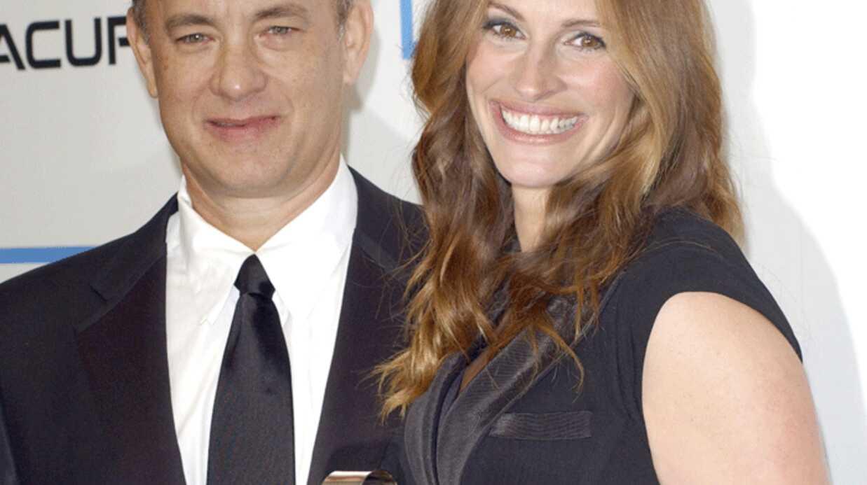 Julia Roberts et Tom Hanks de nouveau ensemble.