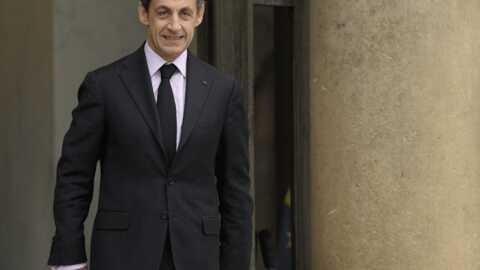 Nicolas Sarkozy: heureux de la naissance de Solal